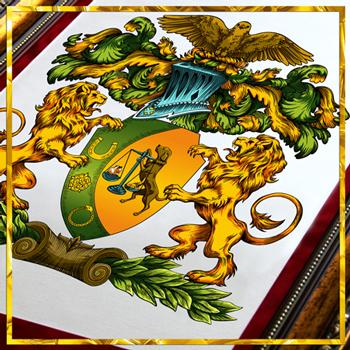 гербы разработка и изготовление