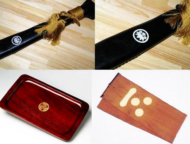 Фамильный герб – атрибут самурая