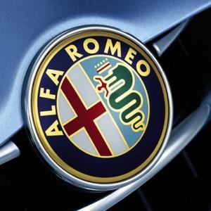 Логотип Alfa Romeo