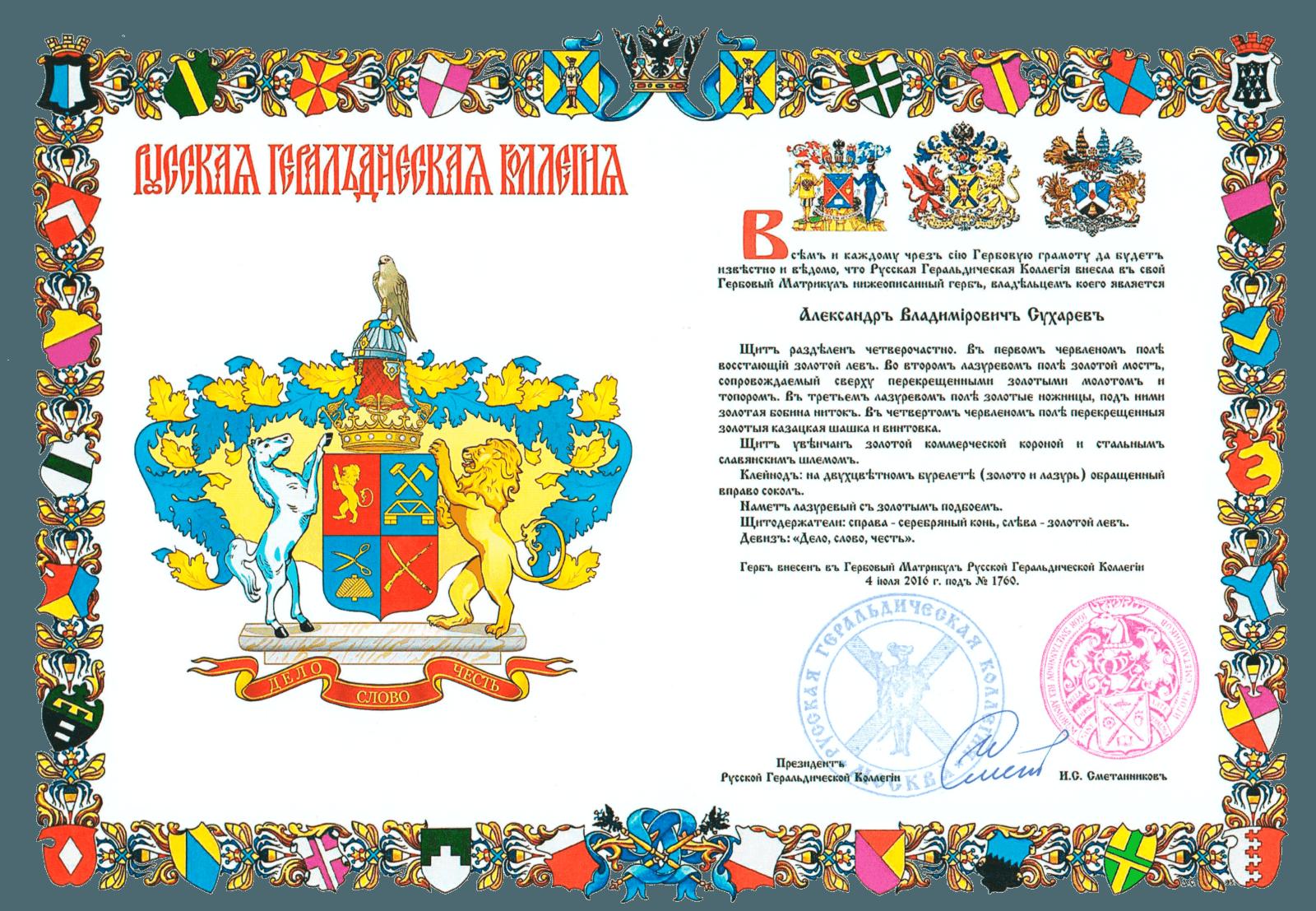 Александр Владимирович Сухарев