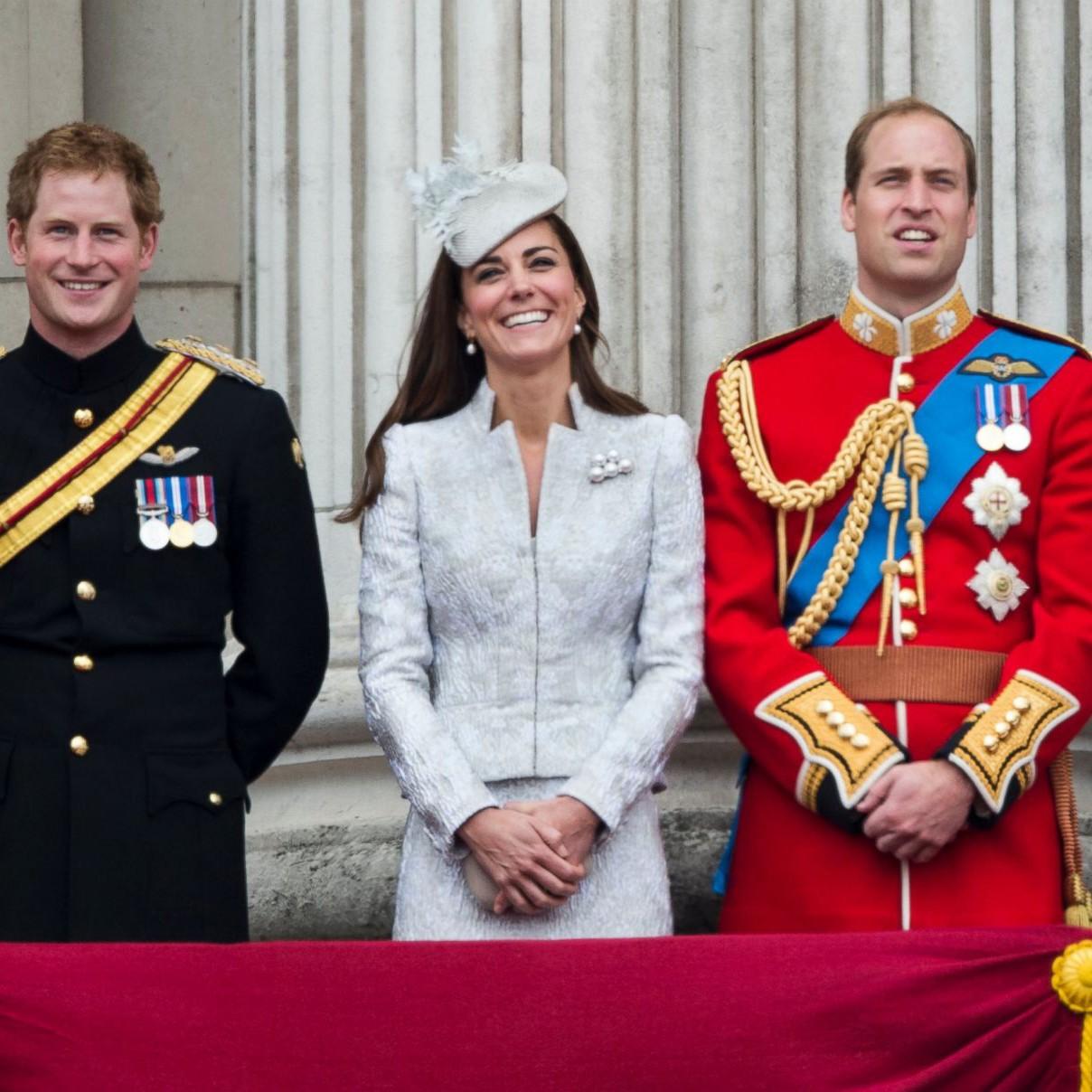 Личные и семейные гербы герцогов Кембриджских