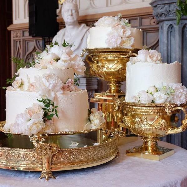 Как все начиналось, свадебные торты и зарождение семейных символов