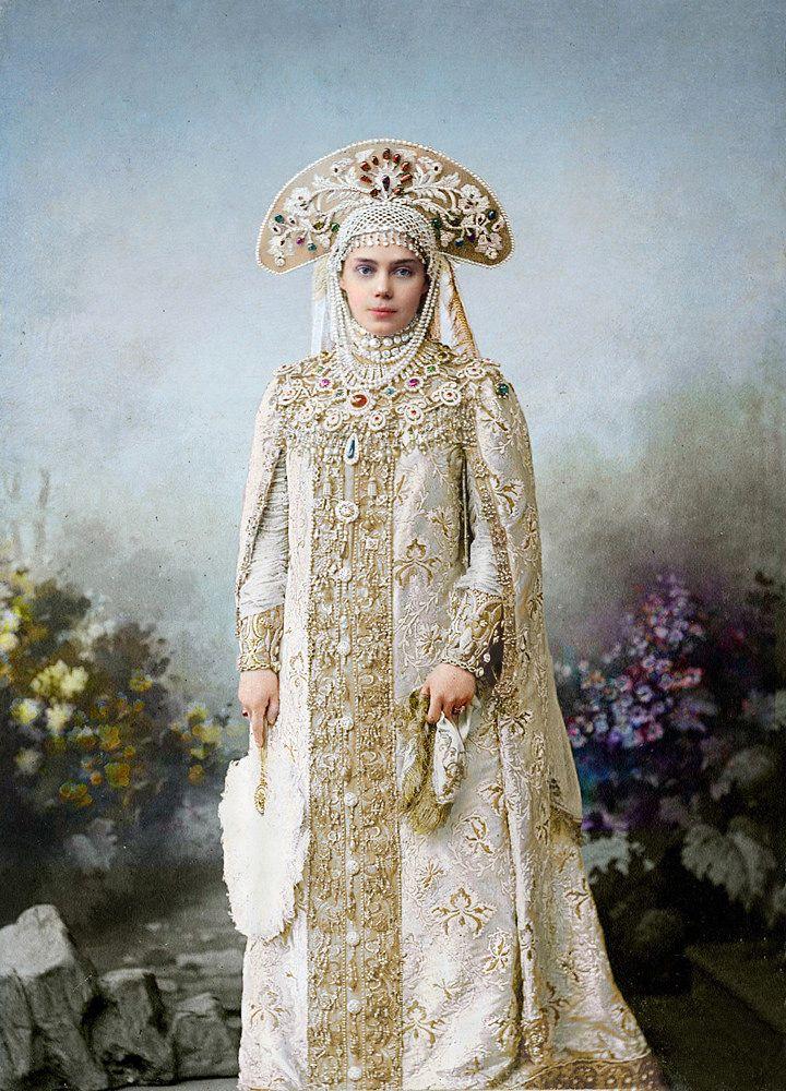 еликая княгиня Ксения Александровна Романова