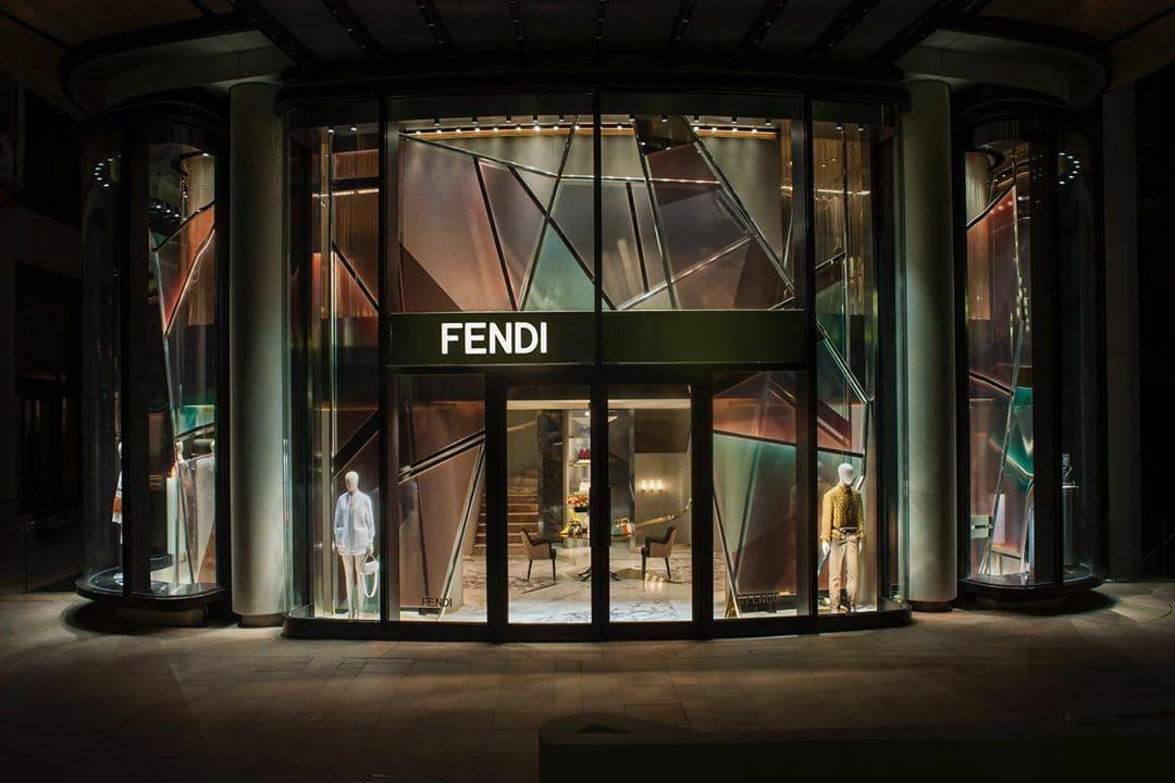 Итальянский Дом моды Fendi