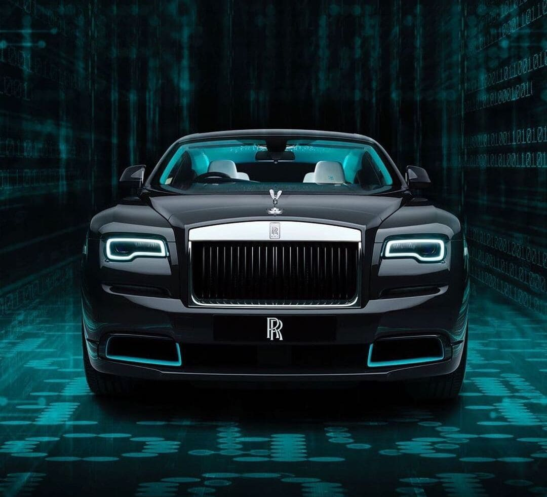 новый Rolls-Royce интересная идея