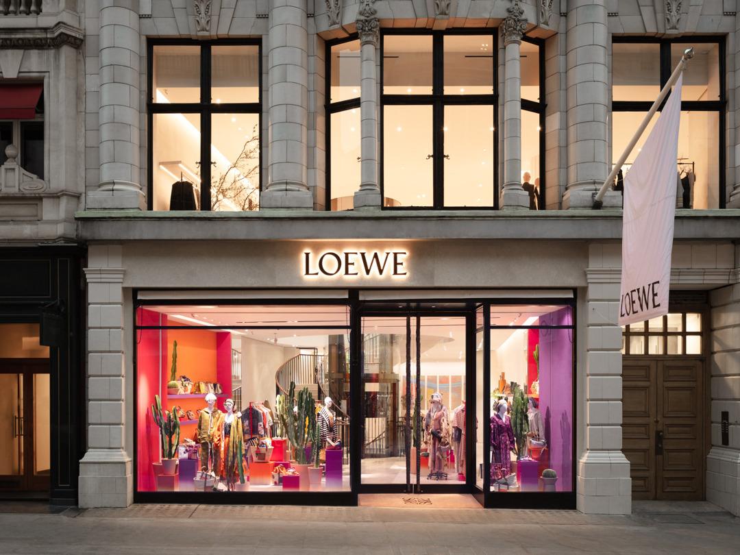 Испанский бренд Loewe, испанский модный дом