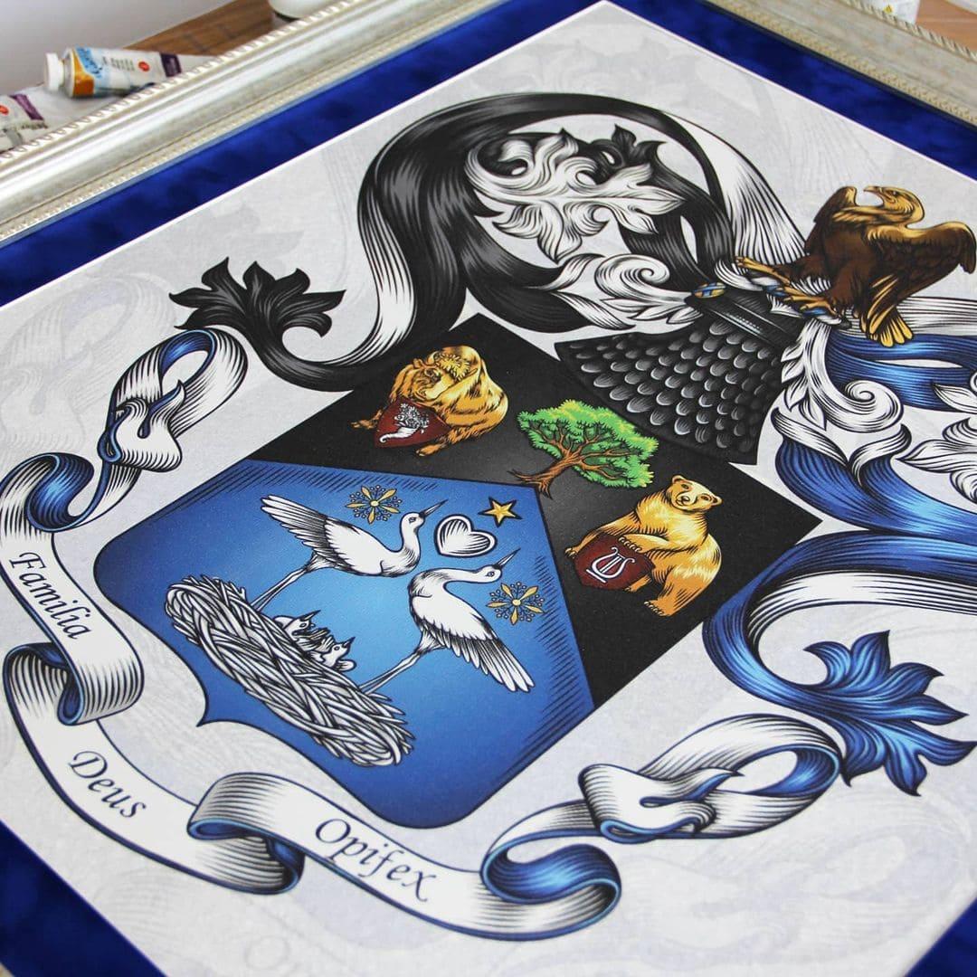 Превью – Что такое герб, наследие, отличительный знак