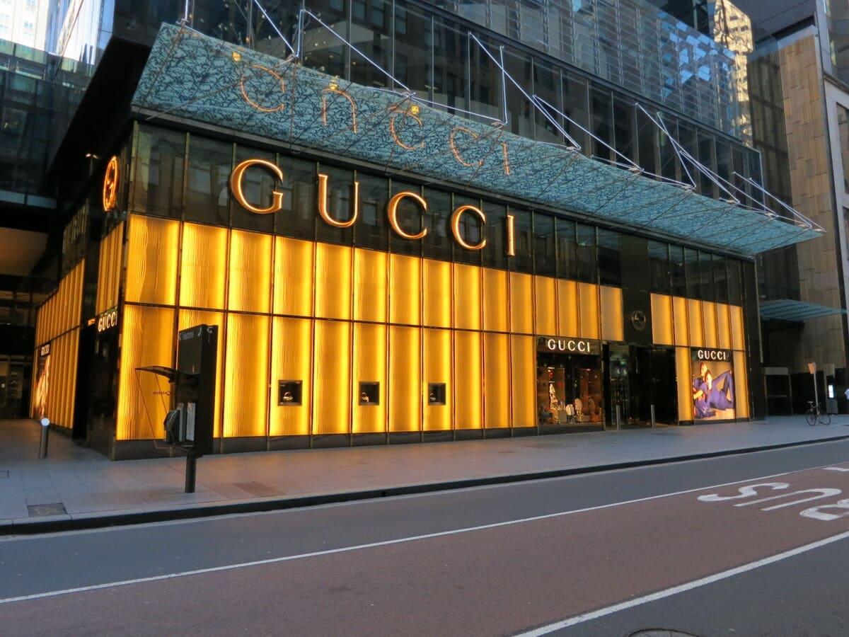 Превью – юбилей компании Gucci, сто лет