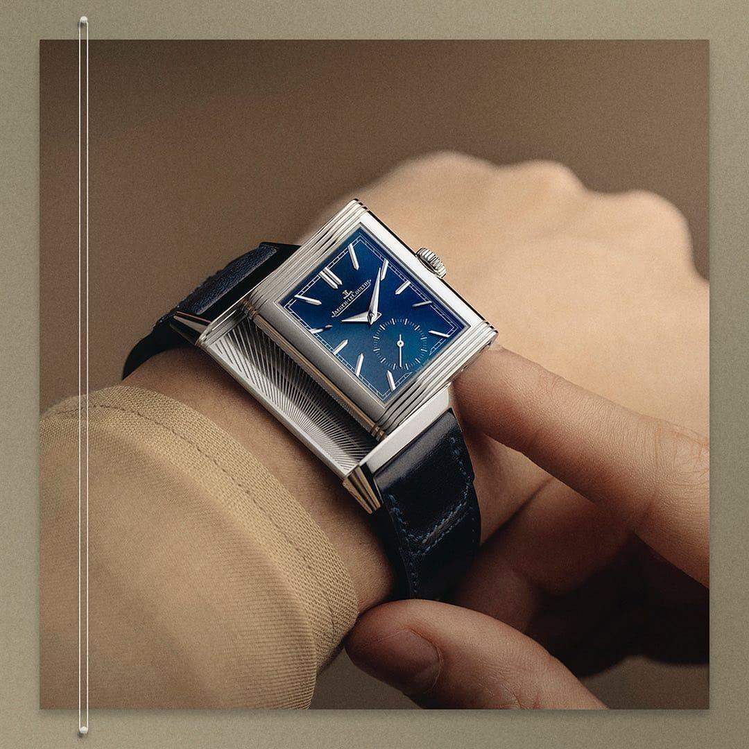 Плаваяющая модель часов Реверсо с личным символом