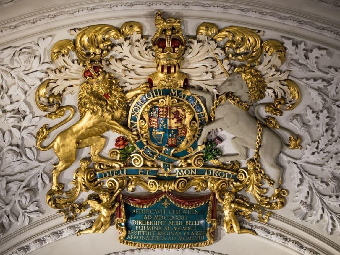 Европейская геральдика, значение геральдических символов